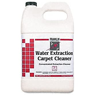 Franklin Cleaning Technology : Super Carpet & Upholstery Shampoo, 1gal Bottle -:- Sold as 2 Packs of - 1 - / - Total of 2 Each