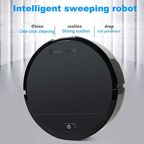Euone  Vacuum Cleaner Robot Clearance, Smart Cleaning Robot Auto Robotic Vacuum Dry Wet Mopping Cleaner