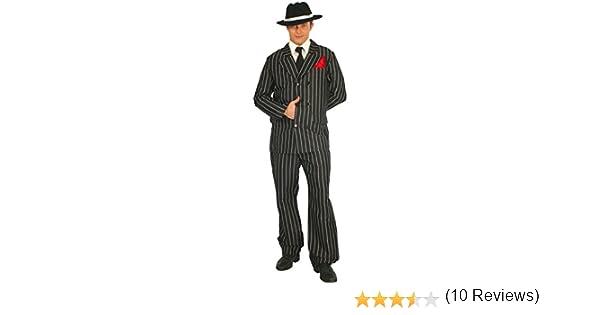 Guirca - Disfraz de mafioso para hombre, talla 50-54: Amazon.es ...