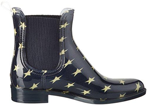 Boots O1285dette Damen 6r1 Tommy Chelsea Hilfiger n4xaqw1Ow