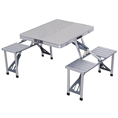 Compare price to folding picnic table with seats for 52 folding table