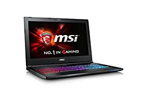 "MSI GS60 Ghost Pro 4K-053 15.6"" SLIM AND LIGHT GAMING LAPTOP NOTEBOOK i7-6700HQ Geforce GTX970M 16GB 256GB SSD+1TB WIN 10"