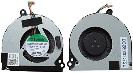 06PX9 CN-006PX9 DC28000D7SL New Laptop CPU Cooling Fan For Dell Latitude E7440 7420 P//N