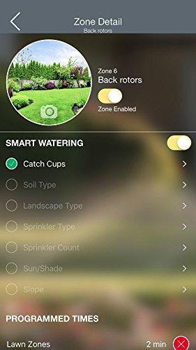 Orbit 57950 B-hyve Smart Indoor/Outdoor 12-Station WiFi Sprinkler System Controller, Works with Amazon Alexa by Orbit (Image #5)