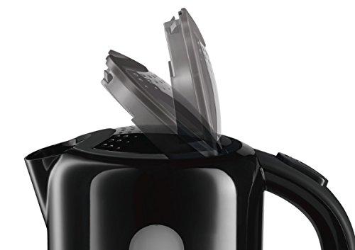 -[ Bosch TWK76033GB Village Collection Kettle, 1.7 L - Black  ]-