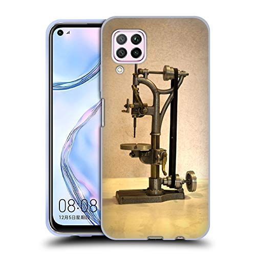 Official Celebrate Life Gallery Drill Press Tools Soft Gel Case Compatible for Huawei Nova 6 SE