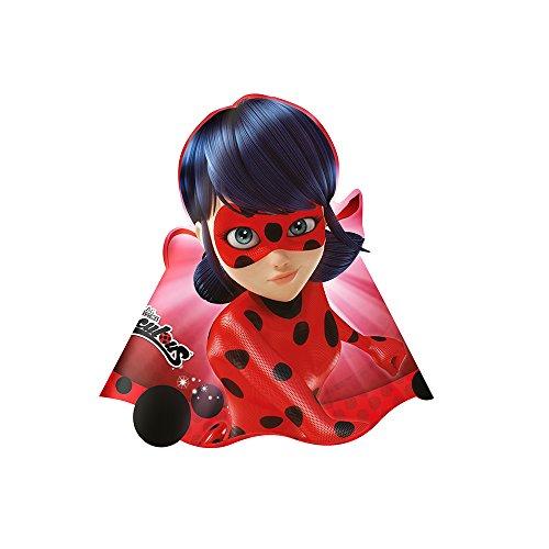 Regina Chapeu R552 Ladybug, 8 Unidades