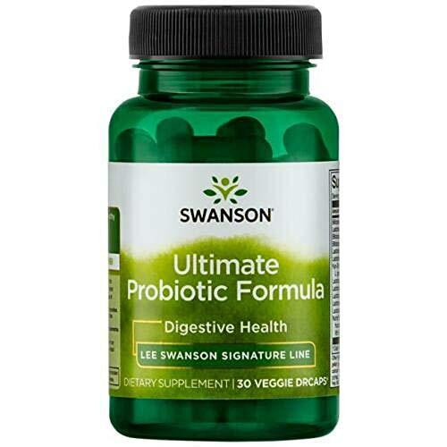 - Ultimate Probiotic Formula 30 Veg Drcaps