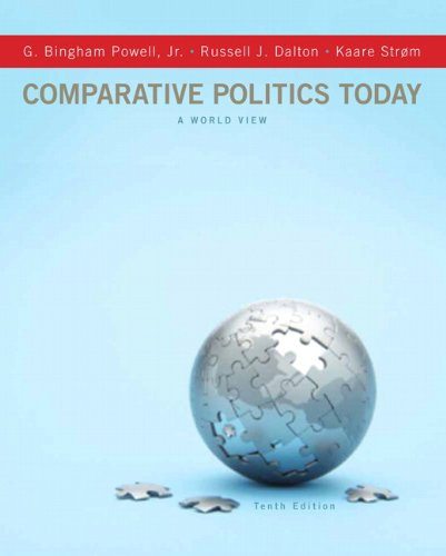 Comparative Politics Today: A World View (10th Edition)