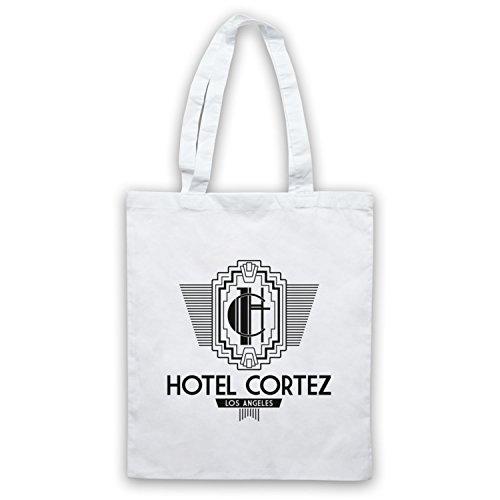 American Horror Story Hotel Cortez Bolso Blanco