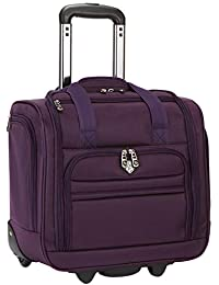 """16"""" Under Seat Carry-On, Purple, 16 Inch"""