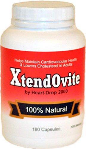 XtendOvite 180 Capsules (Cayenne 180 Caps)