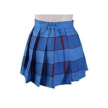 WOTOGOLD Love Live Cosplay Costume Student Uniform Skirt