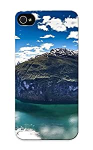 Ad598705048 Tpu Phone Case With Fashionable Look For Iphone 5/5s - Geiranger Fjord, Norway Case For Christmas Day's Gift