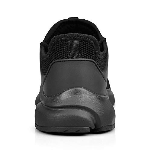 Black Mesh Shoes Shoes Womens Sneakers Casual Walking Feetmat Fashion Lightweight Breathable Running wPAxX4