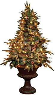 gkibethlehem lighting 150 green river spruce stake christmas tree pre lit 4 amazoncom gki bethlehem lighting pre lit