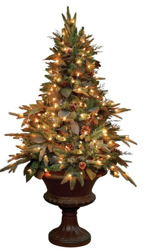 GKI Bethlehem Lighting 150 Green River Spruce Stake Christmas Import It All