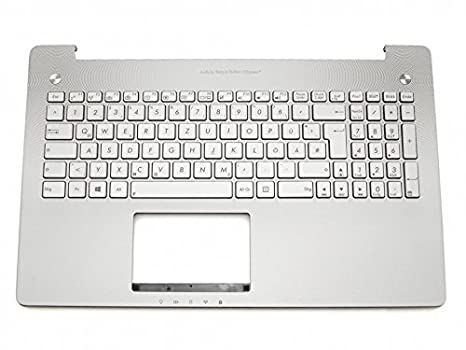 ipc-computer ASUS NSK de upn0g Teclado, Alemán (de) + Top de Case: Amazon.es: Electrónica