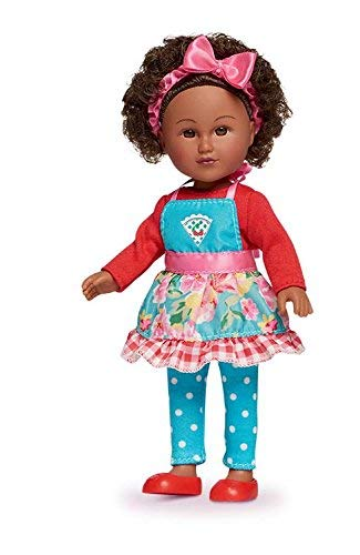 NEW and EXCLUSIVE! My Life As 7-inch Mini Doll - Pastry Chef, African American (My Life As 18 Baker Doll African American)