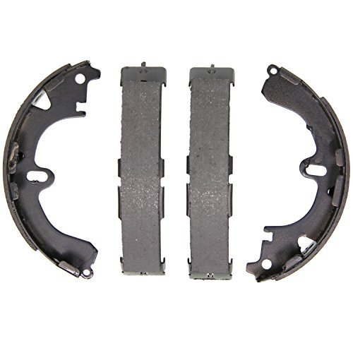 Wagner Z551 Brake Shoe Set, Rear