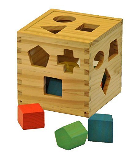 Finely-Crafted-Wood-Shape-Sorting-Cube-Box-Educational-Toy-for-Toddlers-Young-Children