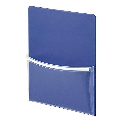 [해외]사자 사무 기 자석 포켓 A5 MP-2K-B 블루 / Lion Office Magnet pocket A5 MP-2K-B Blue