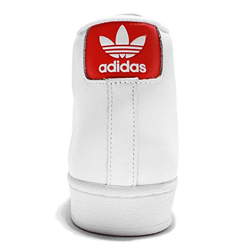 adidas Promodel Scarpa ftwr white/red