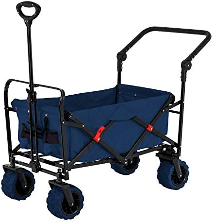 Wheel Terrain Folding Collapsible Utility product image