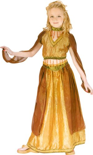 Belly Dancer Costume Ideas For Halloween (Child's Belly Dancer Costume (Size: Large 12-14))