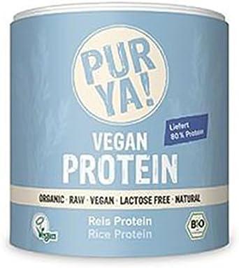 Purya Proteína Vegetal 100% Arroz Ecológica - 250 gr