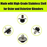 Blender Blade for Oster Osterizer with Rubber Seal
