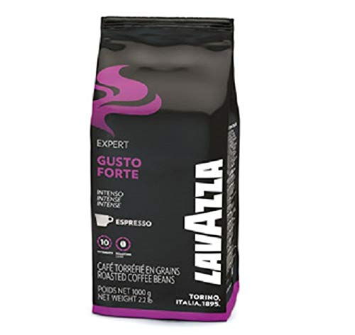 Lavazza Gusto Forte Espresso Beans 2.2 lbs