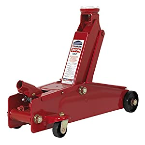 Sealey 1153CX Trolley Jack, Red, 3 Tonne