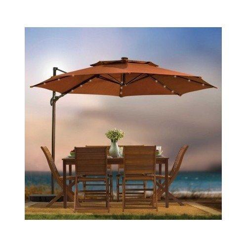 11ft umbrella canopy vented - 3