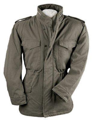 M-65 Lining (Mil-Tec Classic US M65 Jacket Olive size 4XL)