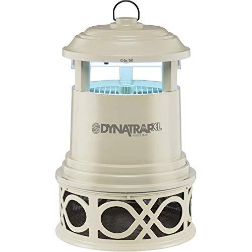 One Sonata Light - DynaTrap Insect Trap (DT2000XLP-DEC2), XL, 1 Acre, Sonata Series, Stone