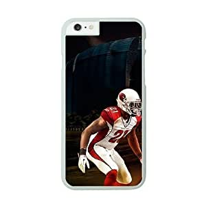 NFL Case Cover For SamSung Galaxy Note 2 White Cell Phone Case Arizona Cardinals QNXTWKHE1348 NFL Phone Hard Customized