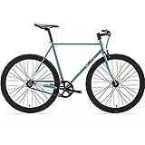 Cinelli Gazzetta - Bicicleta Fija (Extra pequeña), Color Azul