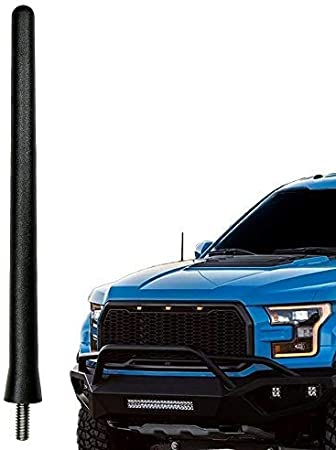 2009-2019 Antenna Compatible fit for Ford F-150 6 3//4 inches Short Antenna Replacement Accessories