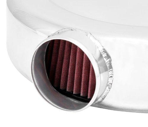Spectre Performance 98669 Polished 16 135/° Aluminum Air Box SPE-98669