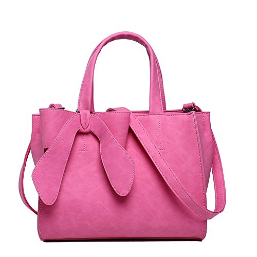 sac Américain Messenger 2018 sac sacs et givré unie arcs DIUDIU à à bandoulière petit Européen pink couleur frais main d'été qSO71