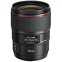 Canon EF 35mm f/1.4L II USM Lens Overview Review Image