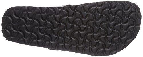 Papillio by Birkenstock Gizeh Platform - Sandalias de sintético mujer PATENT BLACK PLATFORM