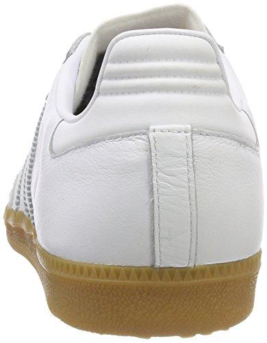000 Donna Samba W Scarpe Da ftwbla Gum4 Fitness Adidas Bianco Ftwbla xqAvXnX
