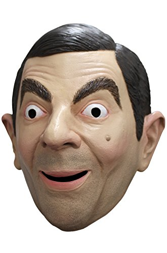 Adult Mr. Bean Costume Funny Mask ()