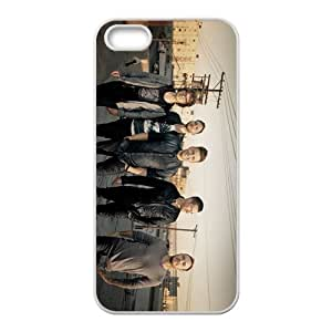 SANLSI Rock Band Design Personalized Fashion High Quality Phone Case For Iphone 5S
