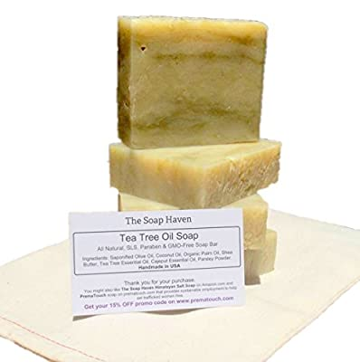 The Soap Haven Natural Organic Soap and Shampoo Bars - Handmade in USA