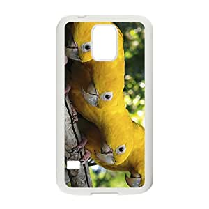 Parrot Family Hight Quality Plastic Case for Samsung Galaxy S5