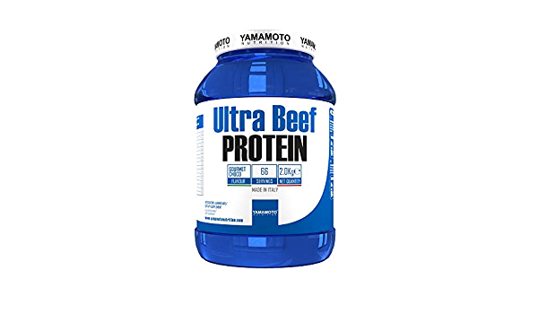 Yamamoto Nutrition Ultra Beef Protein Suplemento Dietético - 2000 gr