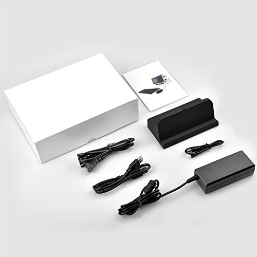 GOOQ Microsoft Surface Dock, Laptop Docking Station Charger Stand for Microsoft Surface Pro 3/Pro 4 by GOOQ (Image #6)'